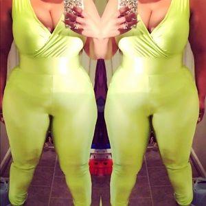 Pants - Lime Green!!